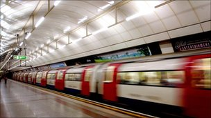 The greed of London Underground drivers