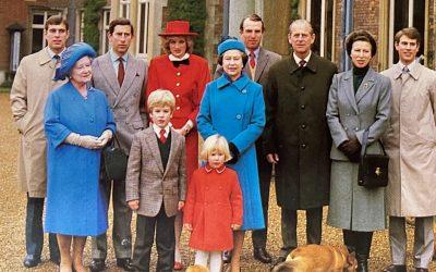 Christmas at Sandringham 1984